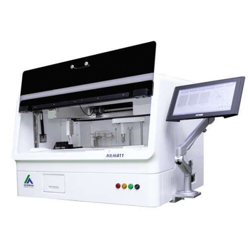 Automated Chemiluminescence Analyzer
